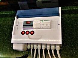 Грили, мангалы, коптильни - Автоматика для коптильни 380V мощность до 8 квт, 0