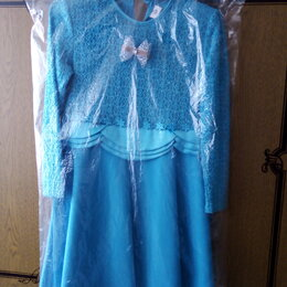 Платья и сарафаны - Нарядное платье для девочки 134 - 140 раз, 0