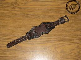 Ремешки для часов - Ремешок для часов из натуральной кожи, 0