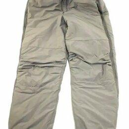 Одежда и обувь - Зимние брюки охотничьи военные USA ecwcs LEV 7, 0