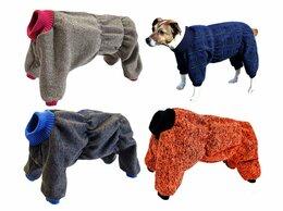 Одежда и обувь - теплые комбинезоны толстовки для собак, 0