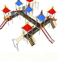 Игровые и спортивные комплексы и горки - детская площадка, игровой комплекс, 0