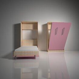 Кроватки - Детская кроватка трансформер. Шкаф-кровать…, 0