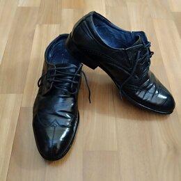 Туфли - Туфли мужские кожаные 36 размер, 0