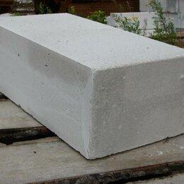 Строительные блоки - Пенобетонный блок 600х300х200 Д500, 0