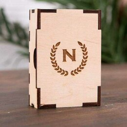 Другое - Подарочная коробка из дерева (шип паз), 0