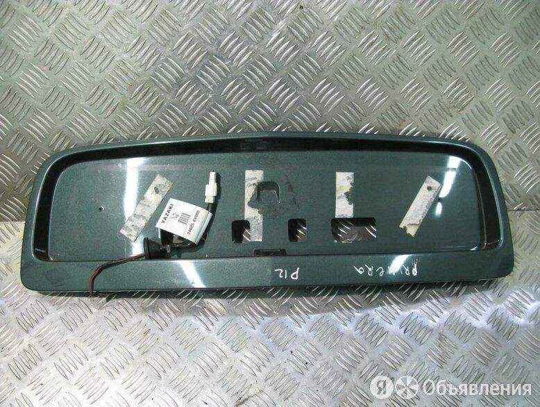 Рамка под номер Ниссан Примера 12 84810AU300 по цене 1500₽ - Кузовные запчасти, фото 0
