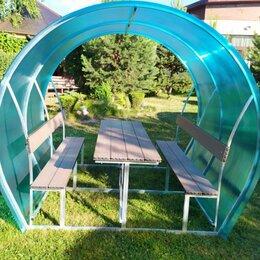 Комплекты садовой мебели - Новые садовые беседки , 0