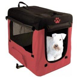 Прочие товары для животных - Show Tech / Красная 2 Палатка / переноска для животных, 0