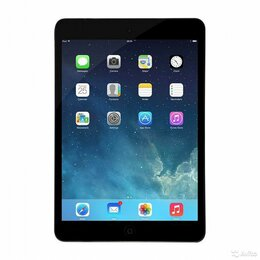 Планшеты - Apple iPad mini, 0