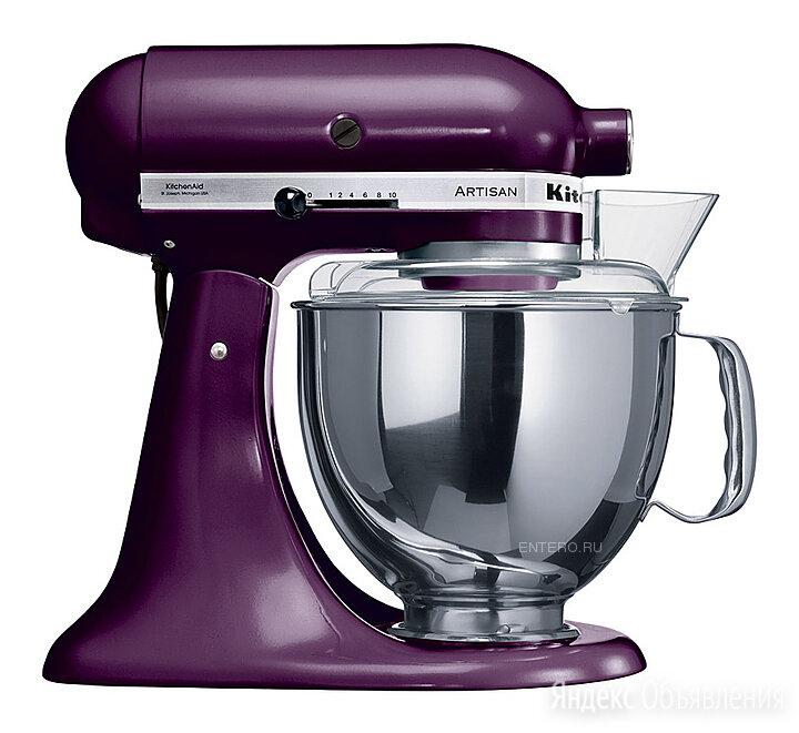 Миксер планетарный KitchenAid 5KSM175PSEBY фиолетовый по цене не указана - Промышленные миксеры, фото 0