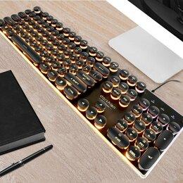 Клавиатуры - Клавиатура в ретро-дизайне Darshion Touch Dream, 0