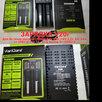 Зарядное для аккумулятора  Li ion 3,7V 18650, 21700, 32650, AA, AAA по цене 650₽ - Зарядные устройства и адаптеры питания, фото 2