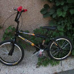 Велосипеды - Велосипед bmx подростковый., 0