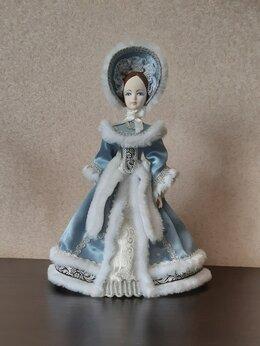 Статуэтки и фигурки - Коллекционная фарфоровая кукла, 0
