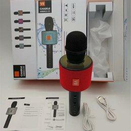 Аудиооборудование для концертных залов - Караоке микрофон CHARGE V8, 0