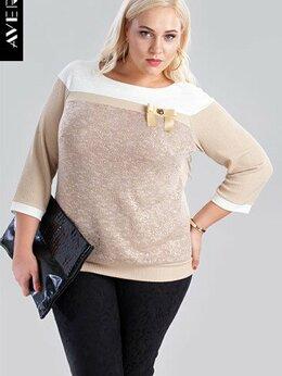 Блузки и кофточки - Джемпер-блуза от averi (58-62), 0