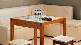 Мебель для кухни - Кухонный угловой диван Уют со спальным местом, 0