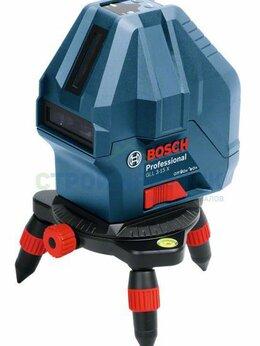 Измерительные инструменты и приборы - Линейный лазерный нивелир Bosch GLL 3-15 X…, 0
