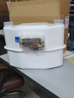 Счётчики газа - Счетчик газа вк-6Т, 0