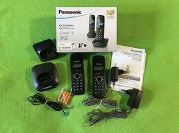 Радиотелефоны - Телефон беспроводной (DECT) Panasonic KX-TG1612RUH, 0