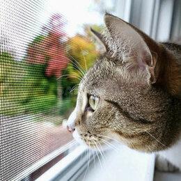 Сетки и решетки - Москитные сетки на окна и двери, антикошка, антипыль и др., 0