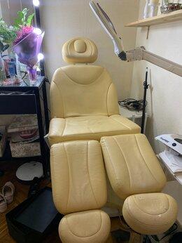 Мебель для салонов красоты - Кресло педикюрное , 0