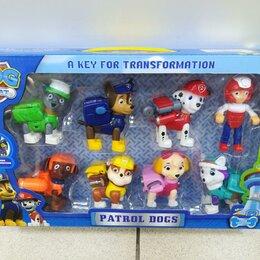 Мягкие игрушки - Щенки-спасатели 8 фигурок 6050A, 0