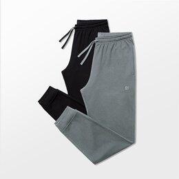 Брюки - Мужские спортивные брюки Xiaomi (серый), 0