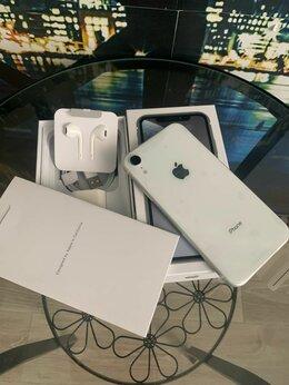 Мобильные телефоны - iphone xr 64gb white новый в пленках, 0