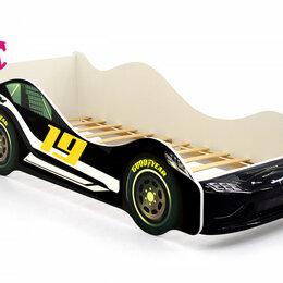 Кроватки - Кровать-машина Супра, черный, 0