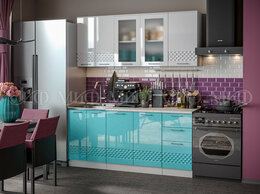 Мебель для кухни - Кухонный гарнитур Волна 2,0 м , 0
