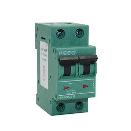 Электрические щиты и комплектующие - Автомат защиты постоянного тока 63-550, 0
