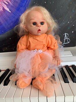 Куклы и пупсы - Кукла реборн, 0