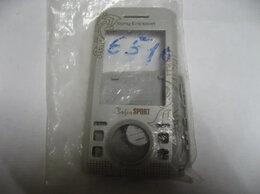 Корпусные детали - Корпус Sony Ericsson S500 Bosco White Pearl новый, 0