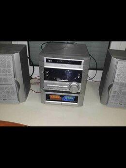 Музыкальные центры,  магнитофоны, магнитолы - Музыкальный центр LG+блютуз v.4 2(FFH V386б.у), 0