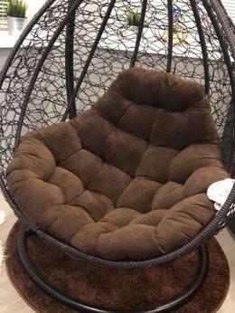 Подвесные кресла - Кресло-кокон подвесное качели из ротанга , 0