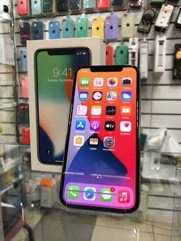 Мобильные телефоны - iPhone X 64GB Silver б/у Гарантия, 0