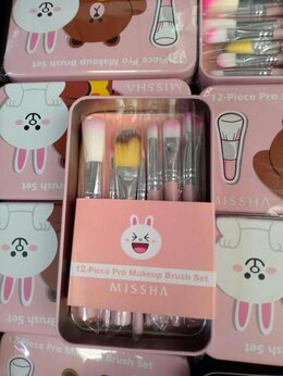 Наборы - Набор кистей для макияжа Missha12в1, 0