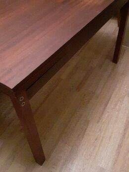 Столы и столики - Стол и стулья для гостиной производства Словакия, 0