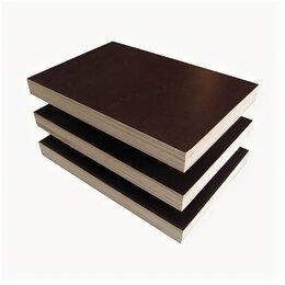 Древесно-плитные материалы -  Фанера ламинированная , 0