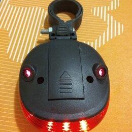 Фонари - Фонарик задний с лазерными лучами, 0