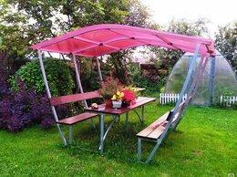 Комплекты садовой мебели - Продам беседки дачные со столиком и лавочками…, 0