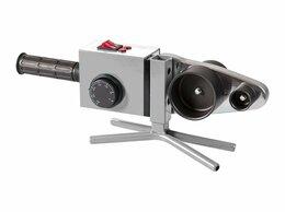 Аппараты для сварки пластиковых труб - Аппарат для сварки труб InTool 20-63 мм 300C, 0