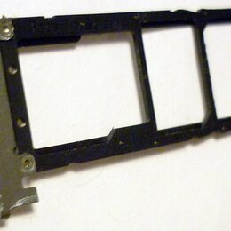 Прочие запасные части - Лоток MicroSD+2xNanoSIM-карт от Vertex Impress Eclipse, 0