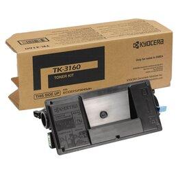 Аксессуары для принтеров и МФУ - Заправка картриджа Kyocera TK-3160 для принтера  Kyocera-Mita  EcoSys-P3045 Eco, 0