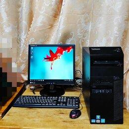 Настольные компьютеры - 🥳 i5-2400, hdd=500gb, ОЗУ 8gb компьютер в комплек, 0