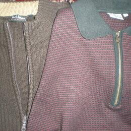 Свитеры и кардиганы - Мужская кофта - поло бренда LE FROG (оригинал), 0