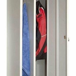Мебель для учреждений - Шкаф для раздевалок LS-11-40D, 0