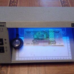 Детекторы и счетчики банкнот - Детектор банкнот Ультрамаг 5сл, 0